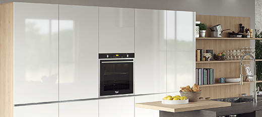 PerfectSense kitchen detail worktop H3309 F651 W1100