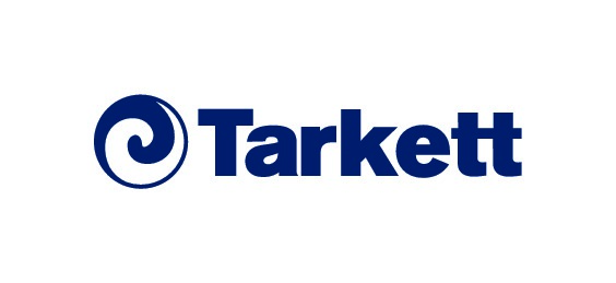 logo tarkett blue