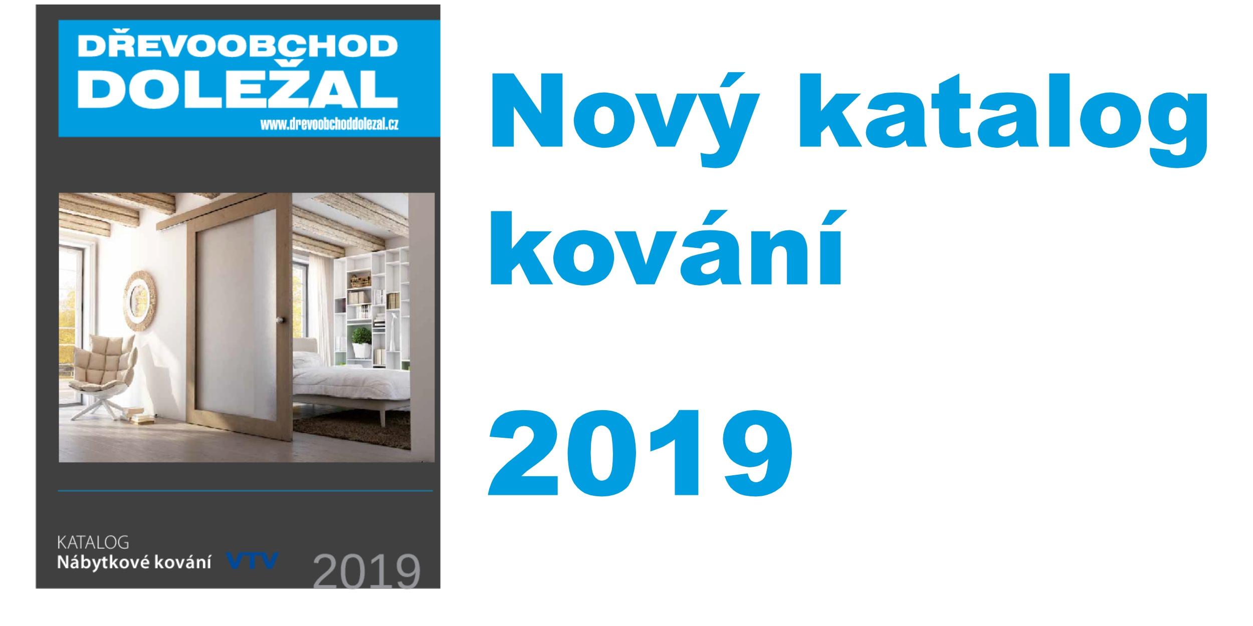 Katalog kování 2019