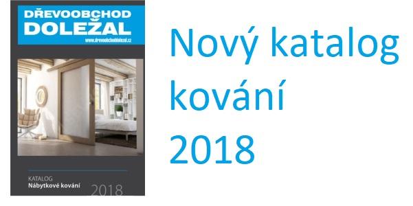 Katalog kování 2018
