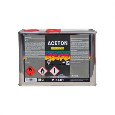 Aceton 4 L  P6401