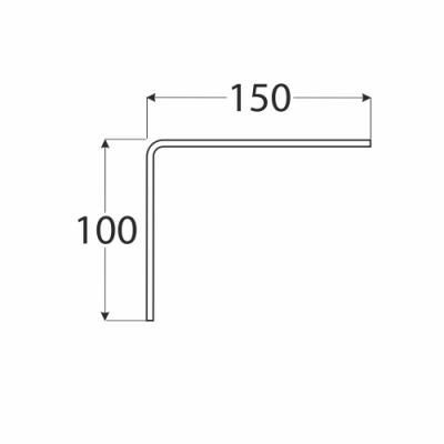 WDGL 150 konzole 100×150 multiplex, buk
