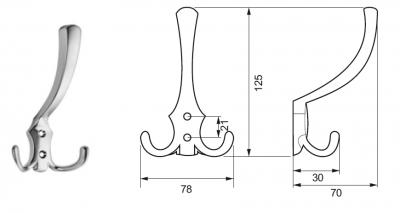 Vesak CLv2-ABNi patina c.2
