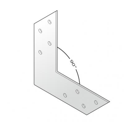 NAS 120 – úhelnik dveře 120x120x35x2,0 mm
