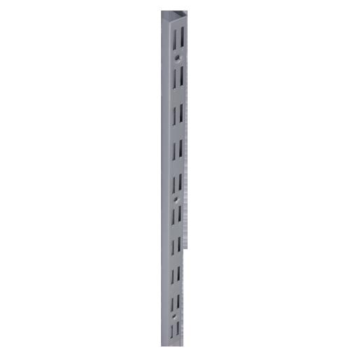 WLD 500s nosná konzolová lišta dvojitá 500 mm šedá 2