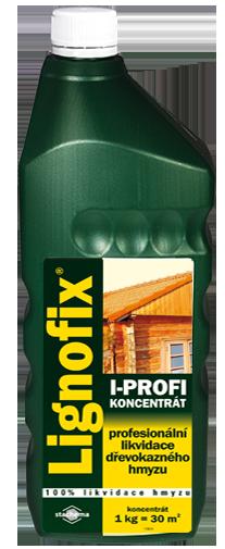 Lignofix I profi 0,5L bezbarvy 1