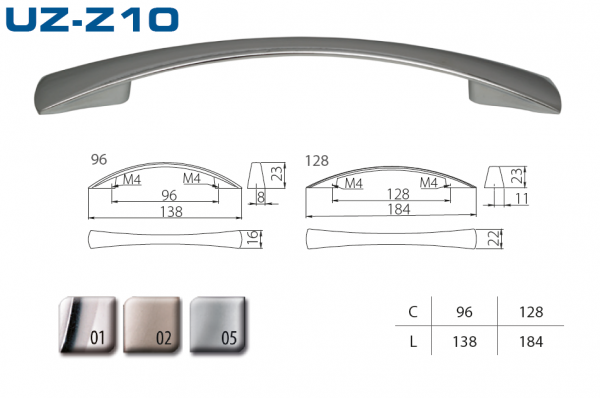 Uch.boudin DN90-0128-G6 hlinik 2
