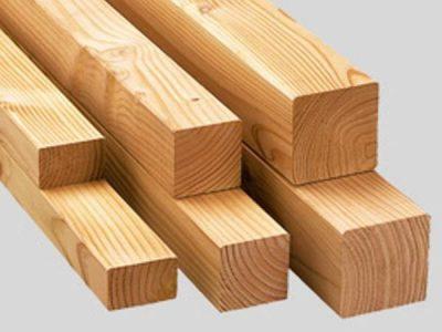 Dřevěný materiál