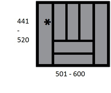 Pribornik 441-520/501-600 44947/9194937 1
