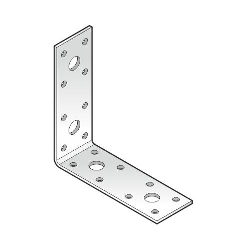 KL6 - úhelník spojovací 102x102x35x2,5 mm 1