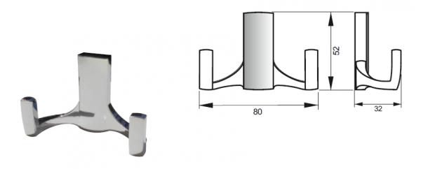 Vesak CLv8small-MBNi nerez 1