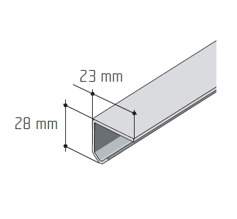 S20/30 lista ocel 2M jednokolej 1
