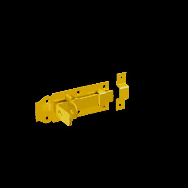 WZP 120 Zástrč zamykací rovná 120x45x5,0 mm 3