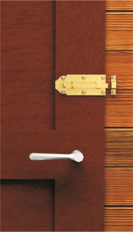WZP 120 Zástrč zamykací rovná 120x45x5,0 mm 2