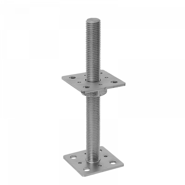 PSR 80 (80*250) Patka sloupku stavitelná šroubem d24 3
