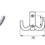 Vesak CLv3-WH-BNi nerez c.151 5