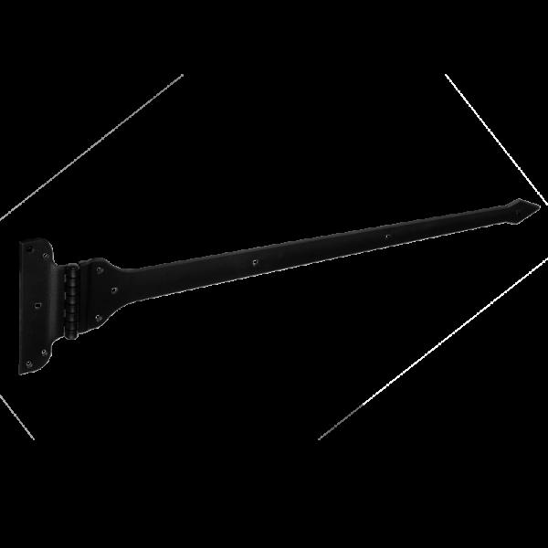 ZABW 600 Závěs vratový dekorační 600x4 2