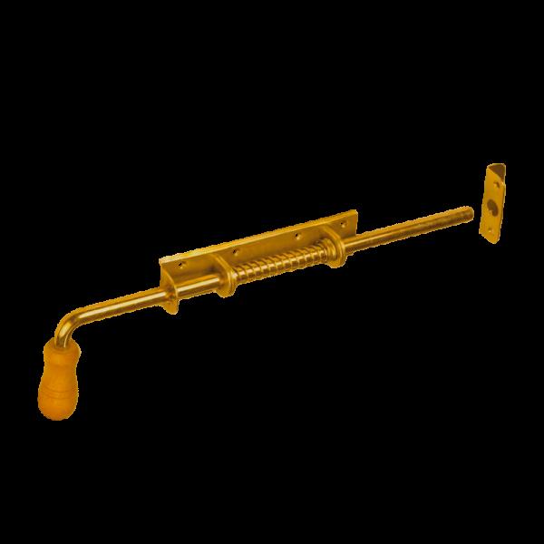 WSP 420 Zástrč pružinová s dřev. koncovkou 420x50 mm 3