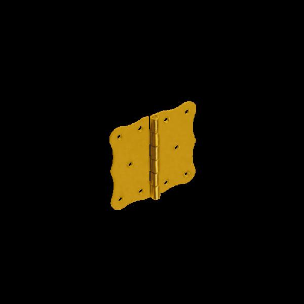 ZO 100  Závěs stavební ozdobný 100x105x2,0 mm 3