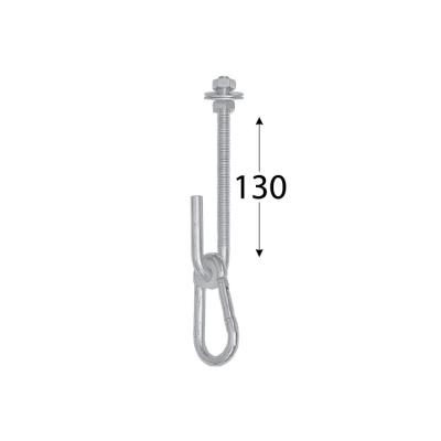 MHB   130  uchycení houpačky typ B  M12*130 mm