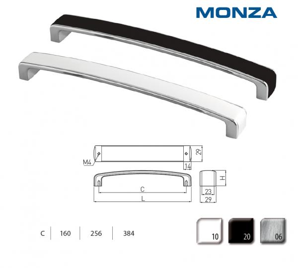 Uch. UZ-MONZA-160-06 nerez 1