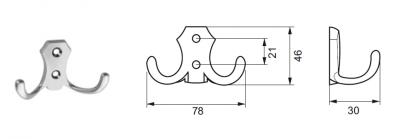 Vesak CLv1-ABNi patina c.36