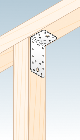 KP3 - úhelník s prolisem 90x50x55x2,5 mm 2