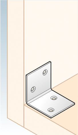 KSO 2 - úhelník široký (zinc coated) 40x40x40x1,5 mm 2