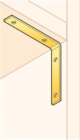 KW5 - úhelník úzký100x100x20x4,0 mm 2