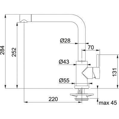 Baterie FN 0143 chrom