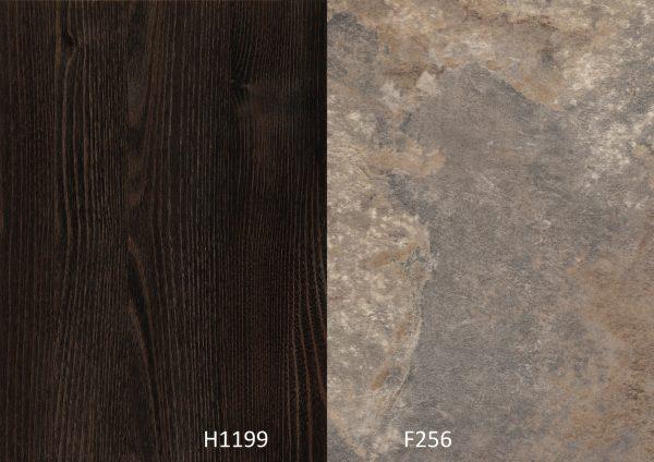 Zadova -Doprodej-H1199 ST12 / F256 ST87 - 4100*1310*8mm 1