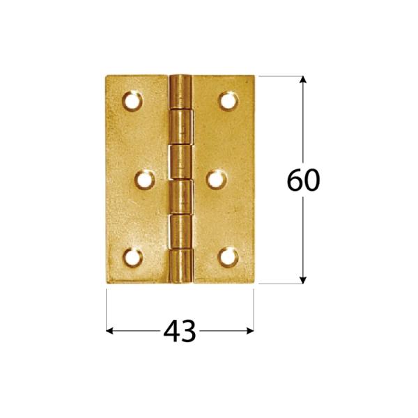 ZS 60 Závěs splétaný 60x1,0 mm 1