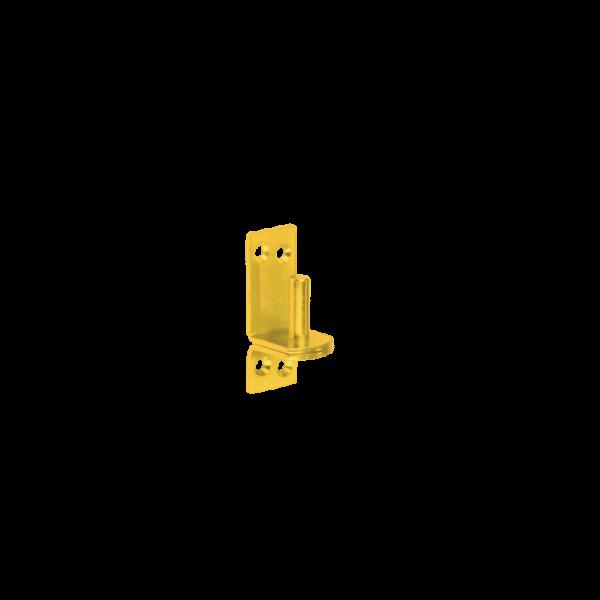 C 10/11 držák čepu d 10 mm /11 mm 2