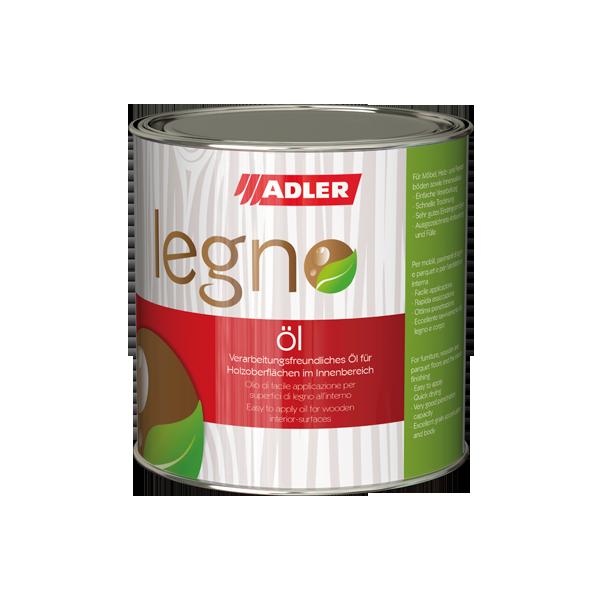 ADLER Legno olej interierový bezbarvy 0,75l 1