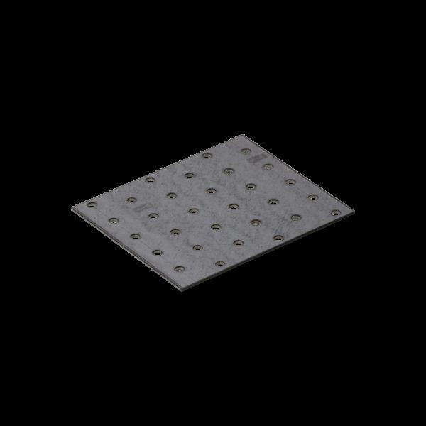 PP31 - destička perforovaná 100x120x2,0 mm 3