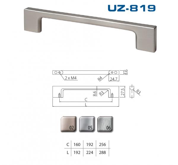 Uch. UZ-819-192-05 mat. chrom 1
