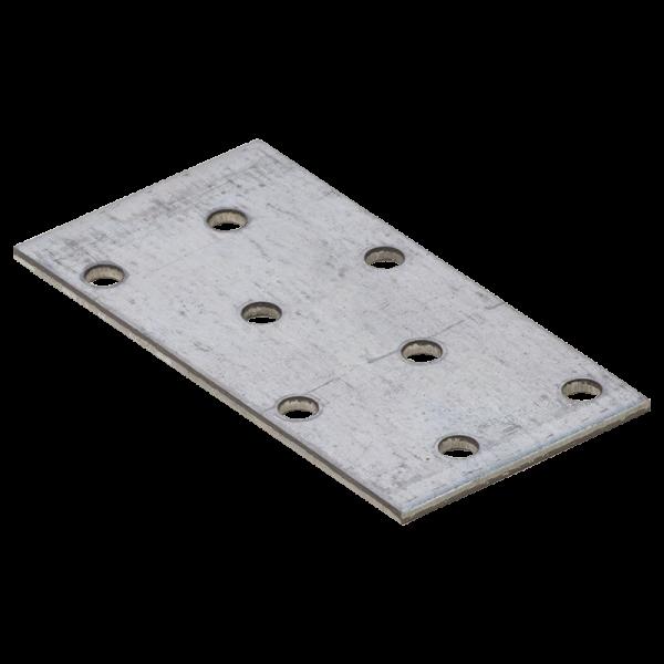 PP1 - destička perforovaná 80x40x2,0 mm 3