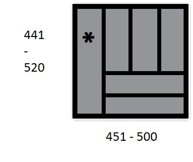 Pribornik 441-520/451-500 44948/9194936 1