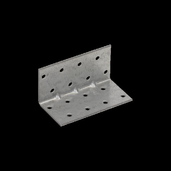 KMP 3 - úhelník montážní s prolisem 40x40x80x1,5 mm 3