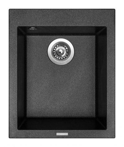 DrezS granit Cube 410-74 metalblack
