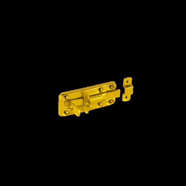 WZTW 100 Zástrč lisovaná zamykací jednod. 100x40x1,0 mm 3