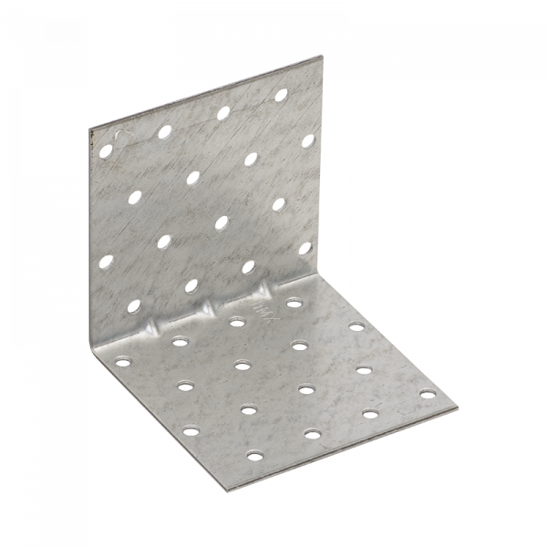 KMP 9 - úhelník montážní s prolisem 80x80x80x1,5 mm 3