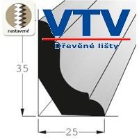 Lista RVK 2535   2,4m c.170