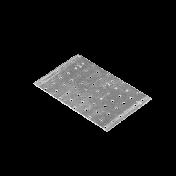 PP18 - destička perforovaná 200x120x2,0 mm 3