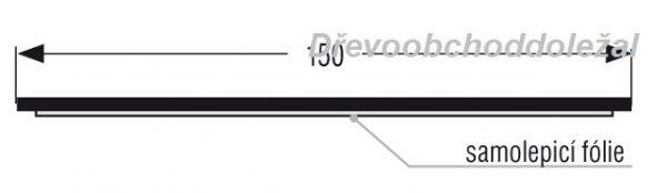 Okopový plech 150mm Ne OP150/Ne 1