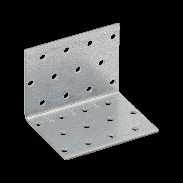 KM5 - úhelník montážní 60x60x80x2,0 mm 3
