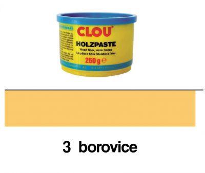 Clou tmel borovice