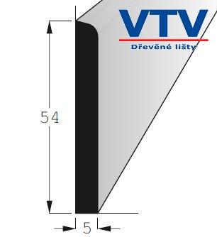 Lista RV 5405 2,4m c.166 1