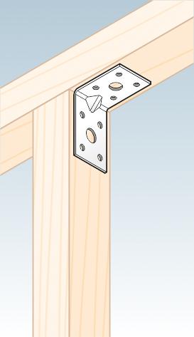 KPL 5 - úhelník s prolisem 50x50x35x2,0 mm 2