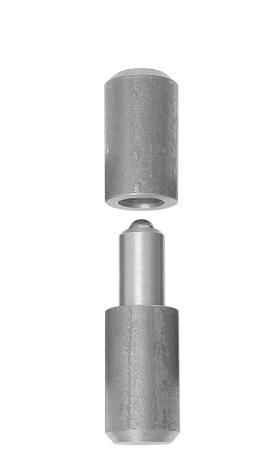 ZTK 25  Závěs k přivaření s kuličkou 25×100